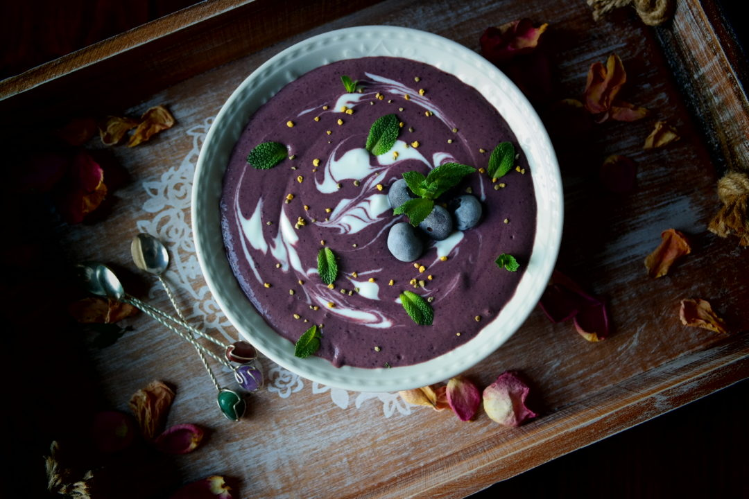 Berry Boost Smoothie Bowl