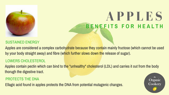 Benefits of apples