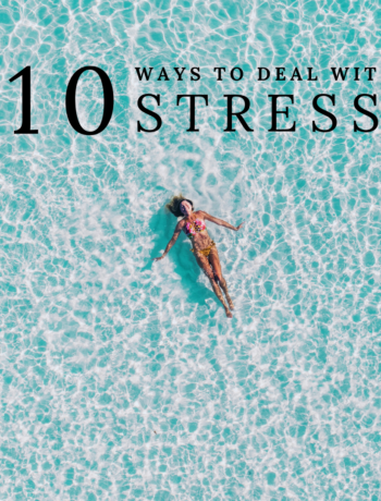 ways to deal with stress